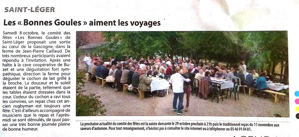 Haute Saintonge du vendredi 14 octobre 2016 p.20
